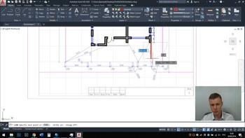 Autodesk AutoCAD: Базовый уровень (2019) Видеокурс