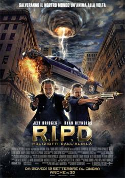 R.I.P.D. - Poliziotti dall'aldilà (2013) DVD9 Copia 1:1 ITA-ENG-FRE-ESP