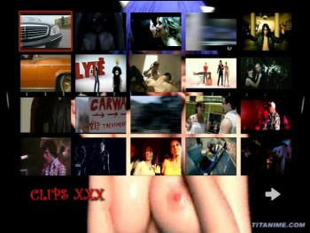 Запрещенные музыкальные клипы (без цензуры) / Uncensored Music Videos (DVD-5)