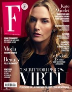 Kate Winslet -        F Magazine (Italy) May 5th 2020.