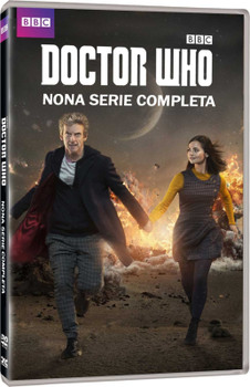 Doctor Who - Stagione 9 (2015) 6xDVD9 Copia 1:1 ITA-ENG