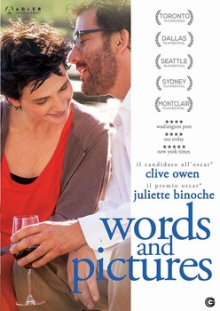 Words and Pictures (2013) DVD9 ITA ENG