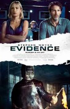 Evidence (2013) DVD9 COPIA 1:1 ITA-ENG