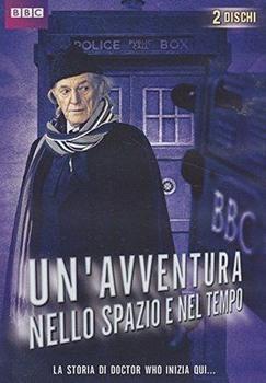 Doctor Who - Un'avventura nello spazio e nel tempo (2013) 2xDVD5 Copia 1:1 ITA-ENG