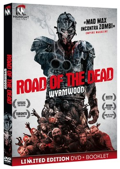 Road of the dead (Limited edition) (2014) 2xDVD9 COPIA 1:1 ITA ENG